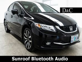 2014_Honda_Civic_EX-L Sunroof Bluetooth Audio_ Portland OR