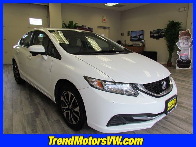 2014 Honda Civic EX Morris County NJ