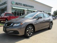2014_Honda_Civic_EX Sedan CVT_ Plano TX