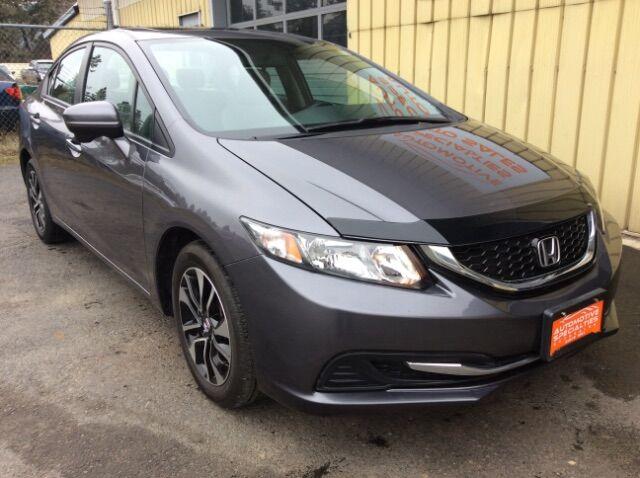 2014 Honda Civic EX Sedan CVT Spokane WA