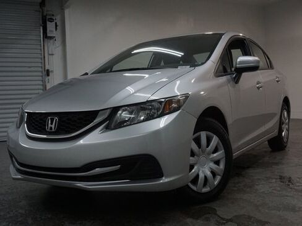 2014_Honda_Civic_LX_ Gainesville GA