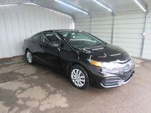 2014_Honda_Civic_LX Coupe CVT_ Dallas TX