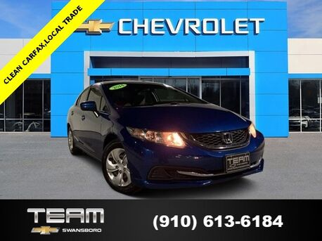 2014_Honda_Civic_LX_ Goldsboro NC