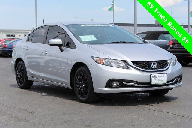 2014 Honda Civic LX Green Bay WI