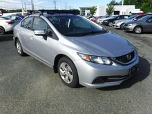 2014_Honda_Civic_LX_ Manchester MD