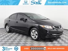 2014_Honda_Civic_LX_ Miami FL
