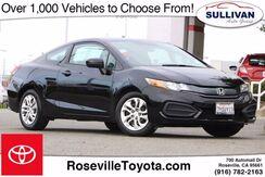 2014_Honda_Civic_LX_ Roseville CA