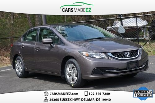 2014_Honda_Civic_LX_ Salisbury MD