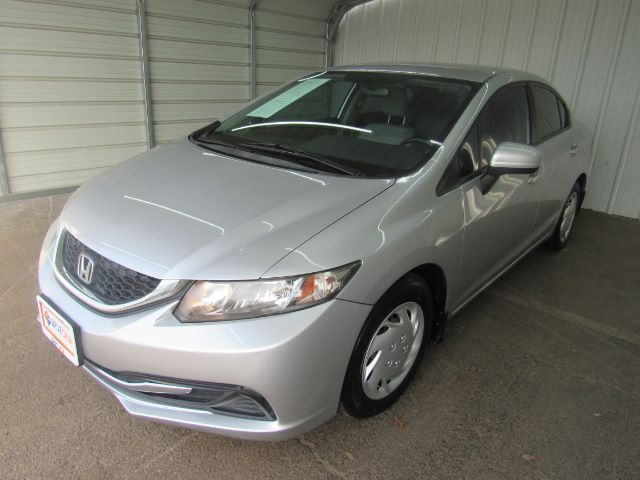 2014 Honda Civic LX Sedan CVT Dallas TX