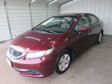 2014_Honda_Civic_LX Sedan CVT_ Dallas TX