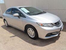 2014_Honda_Civic_LX Sedan CVT_ Dallas TX
