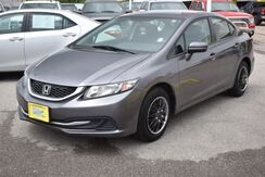 2014_Honda_Civic_LX Sedan CVT_ Houston TX