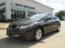 2014_Honda_Civic_LX Sedan CVT_ Plano TX