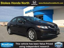 2014_Honda_Civic_LX_ North Charleston SC