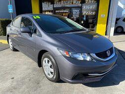 2014_Honda_Civic Sedan_4d LX 5spd_ Albuquerque NM
