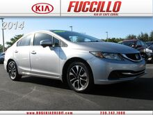 2014_Honda_Civic Sedan_4dr CVT EX_ Cape Coral FL