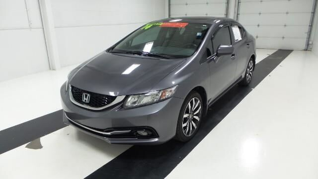 2014 Honda Civic Sedan 4dr CVT EX-L Topeka KS
