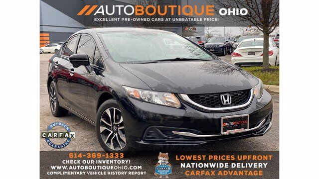 2014 Honda Civic Sedan EX Columbus OH