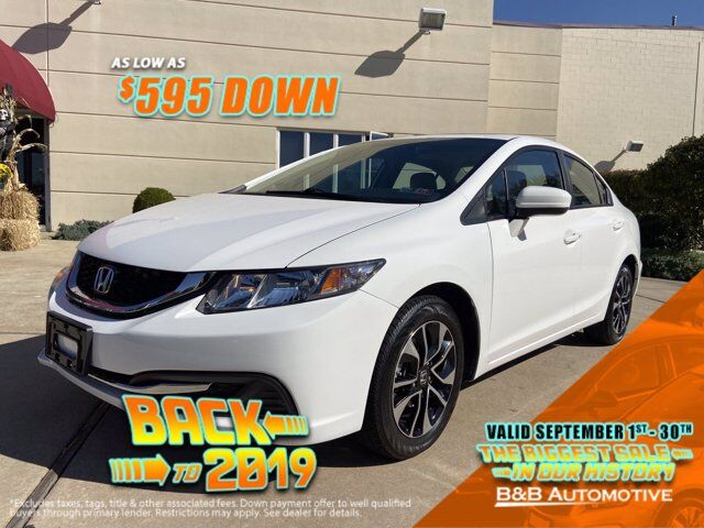 2014 Honda Civic Sedan EX Fairless Hills PA