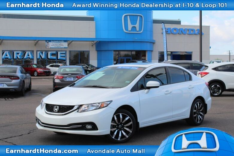 2014 Honda Civic Sedan EX-L Avondale AZ