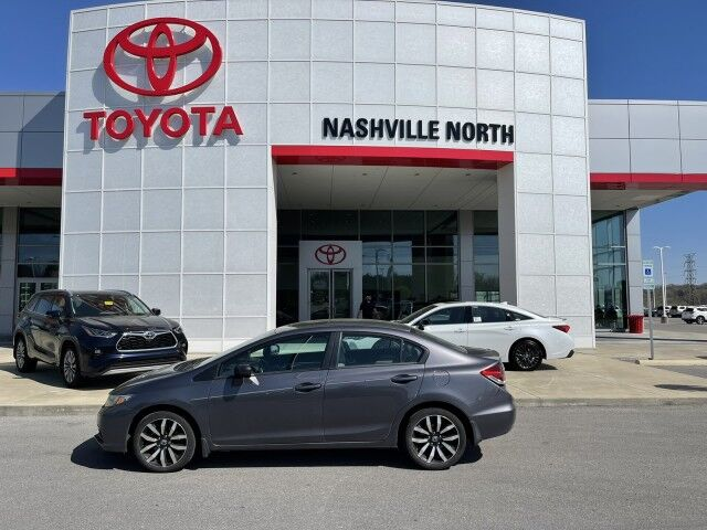 2014 Honda Civic Sedan EX-L Nashville TN