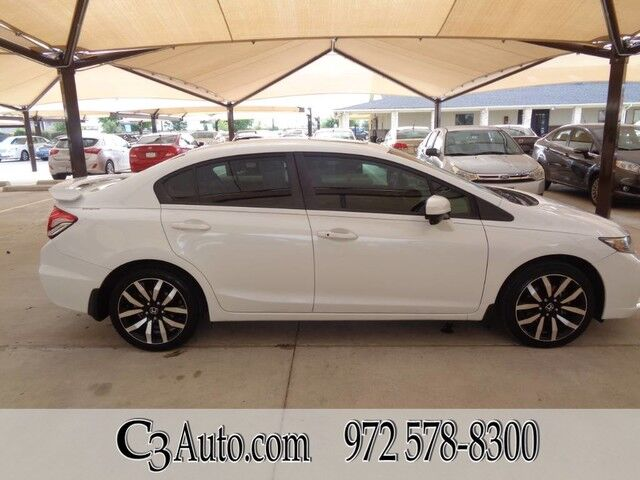 2014 Honda Civic Sedan EX-L Plano TX
