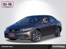2014_Honda_Civic Sedan_EX_ Roseville CA