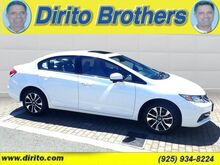 2014_Honda_Civic Sedan_EX_ Walnut Creek CA
