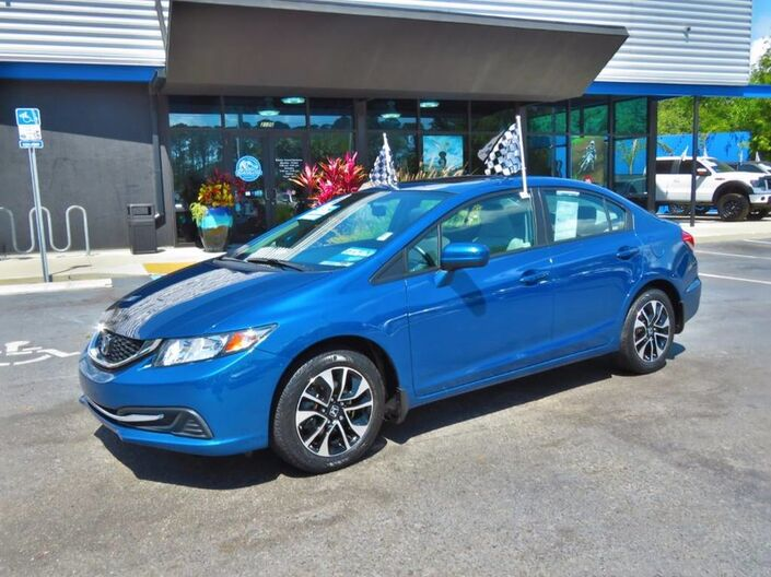 2014 Honda Civic Sedan EX Jacksonville FL