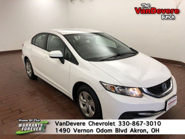 2014 Honda Civic Sedan LX Akron OH