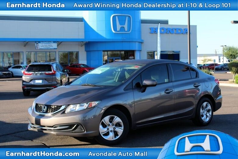2014 Honda Civic Sedan LX Avondale AZ