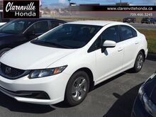 2014_Honda_Civic Sedan_LX_ Clarenville NL