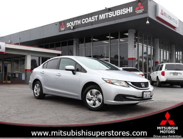 2014 Honda Civic Sedan LX Costa Mesa CA