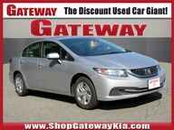 2014 Honda Civic Sedan LX Denville NJ