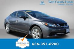 2014_Honda_Civic Sedan_LX_ Ellisville MO