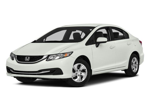 2014 Honda Civic Sedan LX FWD Jackson MS