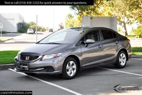 2014_Honda_Civic Sedan_LX_ Fremont CA