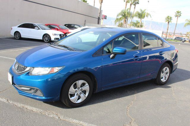 2014 Honda Civic Sedan LX Loma Linda CA