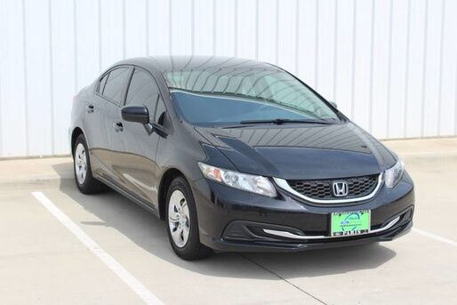 2014_Honda_Civic Sedan_LX_ Longview TX