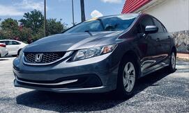 2014_Honda_Civic Sedan_LX_ Memphis TN