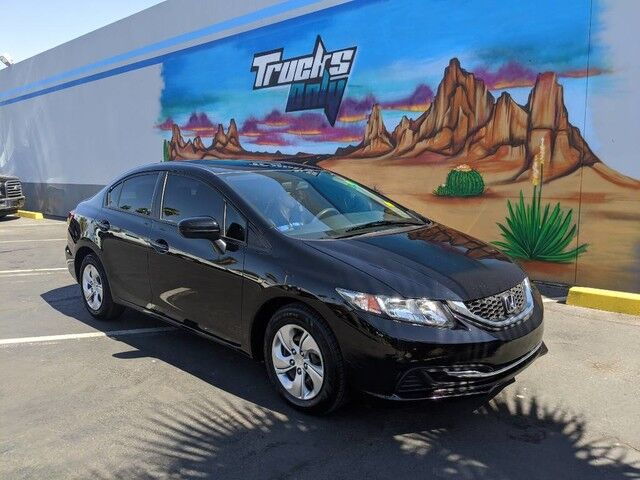 2014 Honda Civic Sedan LX Mesa AZ