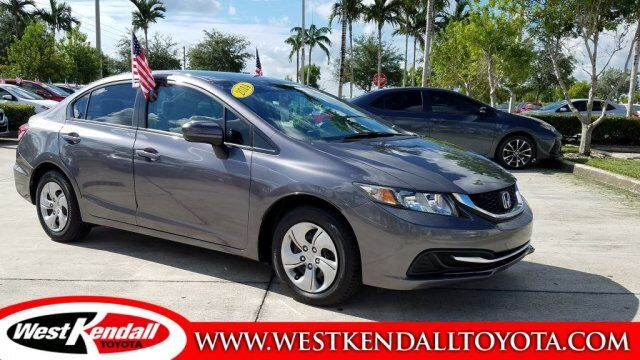 2014_Honda_Civic Sedan_LX_ Miami FL