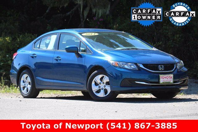 2014 Honda Civic Sedan LX Newport OR