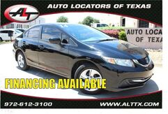 2014_Honda_Civic Sedan_LX_ Plano TX