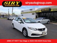 2014_Honda_Civic Sedan_LX_ San Diego CA