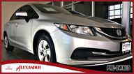 2014 Honda Civic Sedan LX Yuma AZ