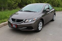 2014_Honda_Civic Sedan_LX_ Brewer ME