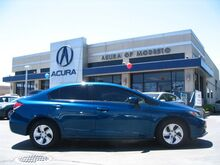 2014_Honda_Civic Sedan_LX_ Modesto CA