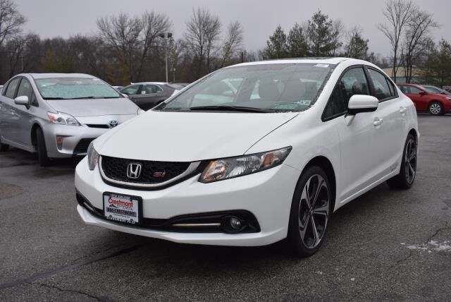 2014 Honda Civic Sedan Si Pompton Plains NJ