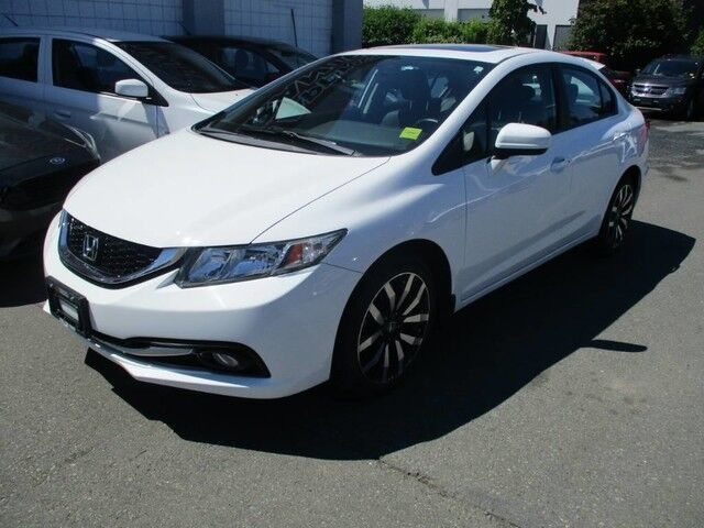 2014 Honda Civic Sedan Touring Nanaimo BC